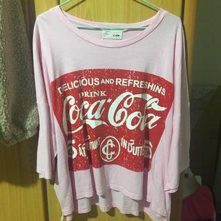 🚚 可口可樂 T