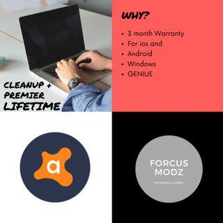 [DIRECT] [GENIUE] Avast Premier + CLEANUP activation code