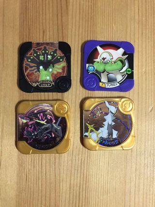 Pokemon Tretta (不設散買)