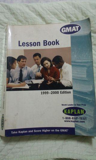 GMAT Lesson Book KAPLAN