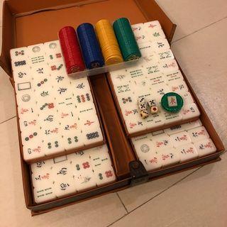 麻雀 mahjong 籌碼 gambling chip