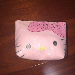 🚚 Hello Kitty 萬用包 化妝包 收納包 三麗鷗正版