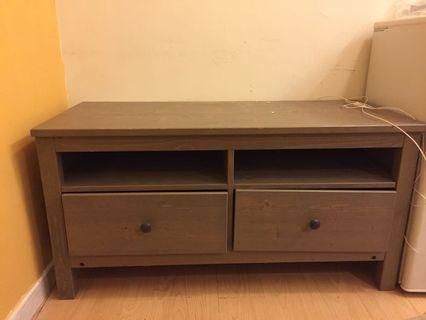 免費-實木電視櫃