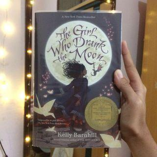 the girl who drank the moon|kelly barnhill