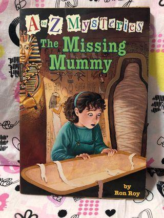 A-Z Mysterious- the missing mummy