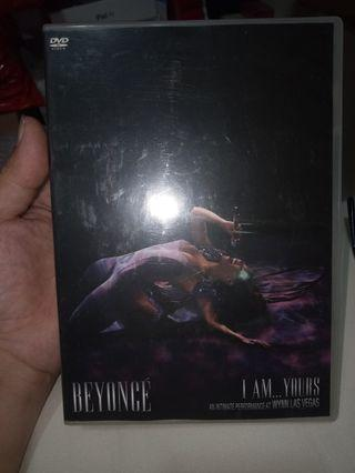 Beyonce i am yours dvd