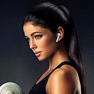 Earbuds Wireless Bluetooth I7S TWS (White)