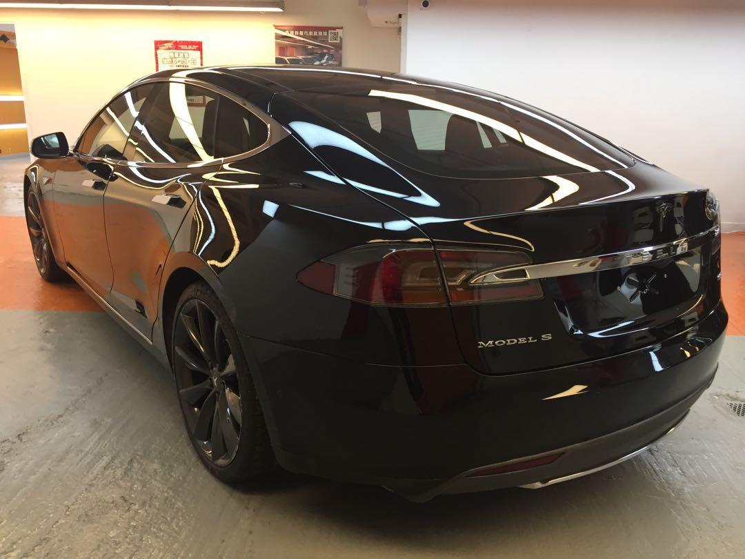 2016 Model S 90D