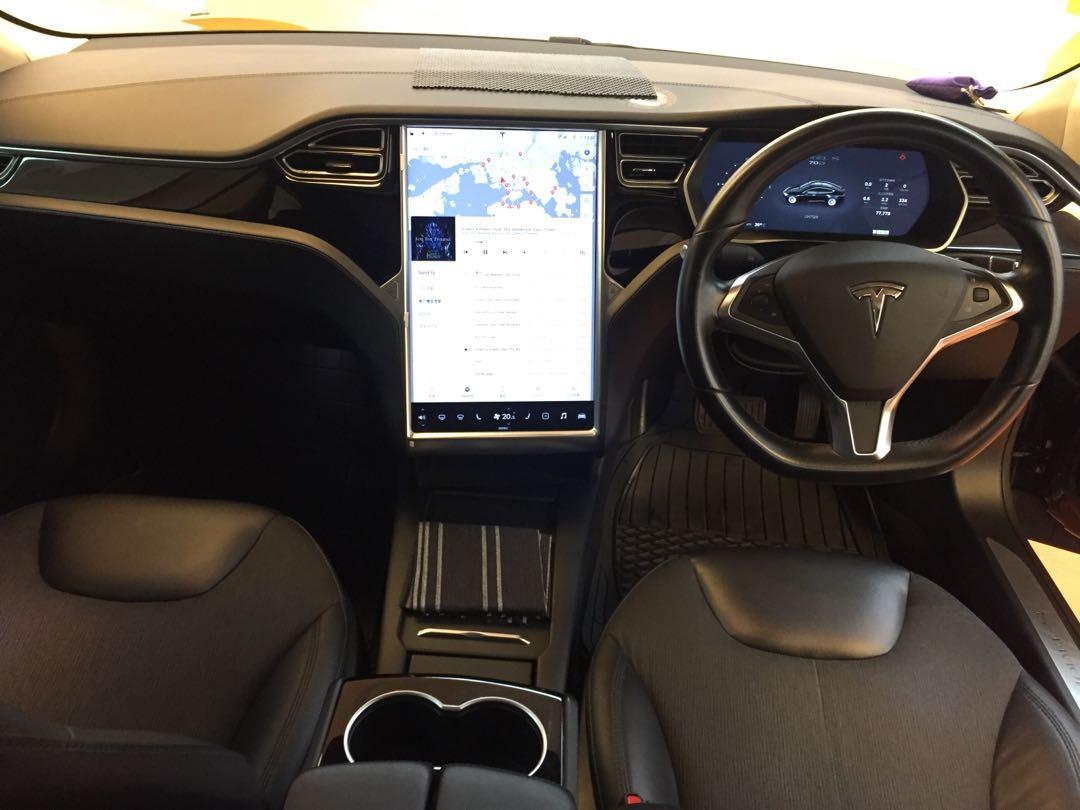 2016 Tesla Model 70D Facelift