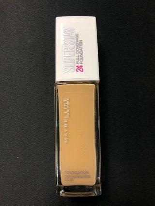 Reduce Maybelline Super Stay Foundation