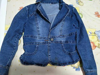 Denim Jacket *3 for $10*