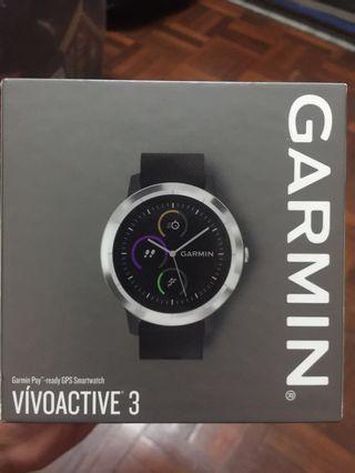 🚚 Garmin Vivoactive 3 (Brand New)