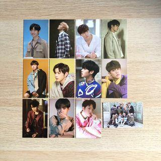OFFICIAL Wanna One WannaOne W1 Wanna-One Therefore Concert Special Gift Photocard Goods Merchandise