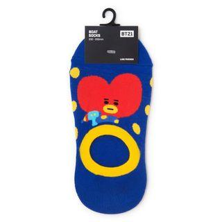 BT21 BOAT SOCKS(230-250MM)