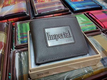 Dompet kulit Original Genuine Leather Horse Imperial