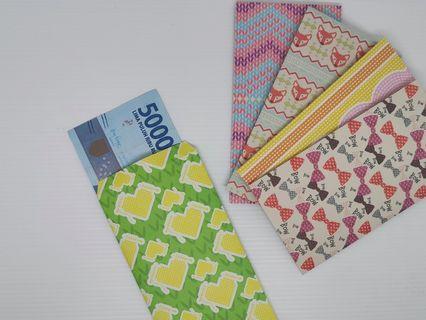 Ramadan Envelope / All purpose money pocket (Angpau)