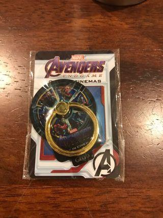 Avengers x Grab phone ring (limited edition)