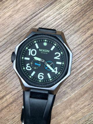大錶徑潛水錶nixon gshock 潮牌