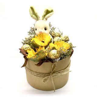 🚚 Sunflower Soap Bunny Box