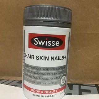 Swisse Hair Skin Nails / Health Supplement
