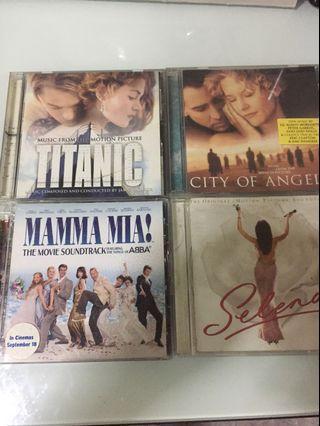 CD | OST