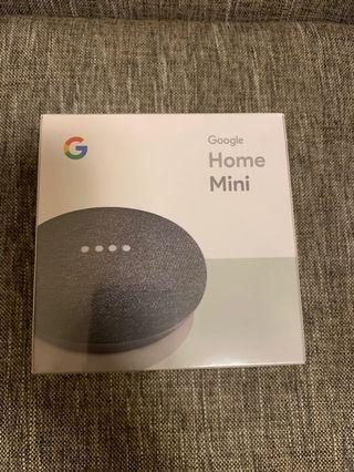 🚚 Google Home Mini Charcoal