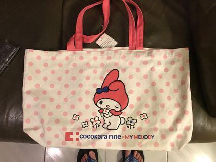 My Melody 大購物袋