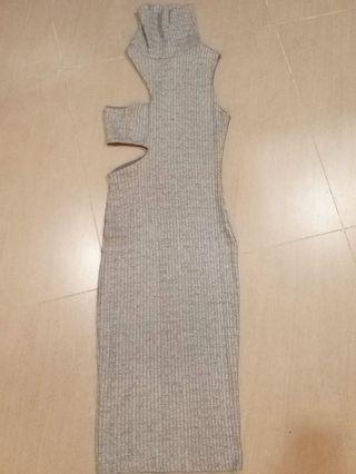 Missguided cut in dress