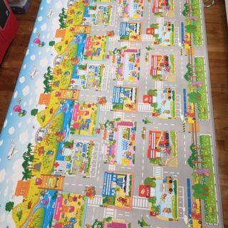 🚚 LG Dinotown Playmat (2300mm x 1400mm x 15mm)