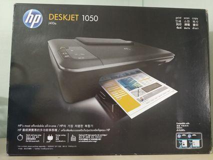 <Brand New> HP All in One Printer Deskjet 1050
