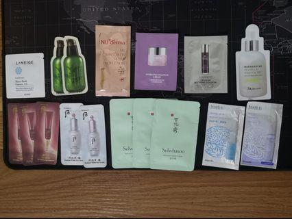 Sample Packs - Assorted #Rayathon50