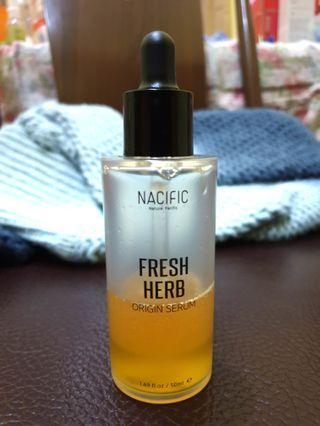 Nacific Fresh Herb Origin Serum Preloved