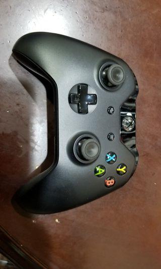 Xbox one 手制 控制器 黑色