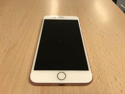 Iphone 7 plus 32gb very new