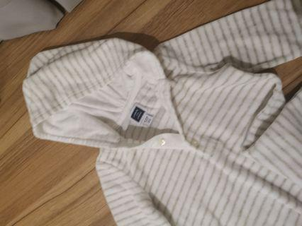 🚚 Janie and Jack baby sleepsuit