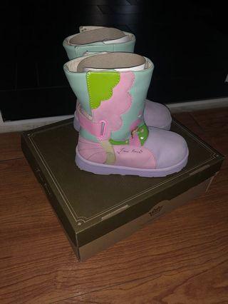 Fiona Prince 女童靴 boots
