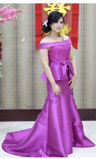 Gown/ gaun pesta