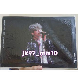 [WTS] BTS Wings Tour final Essay Book - Taehyung V
