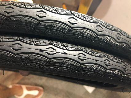 20 inch tyres for foldable and small bicycles