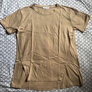 Beige Korea T Shirt