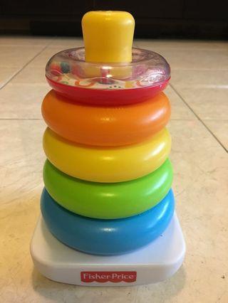 Donut ring toy