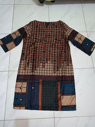 Eprise Print Dress