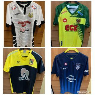🚚 4 pieces of Malaysia Super League Jersey