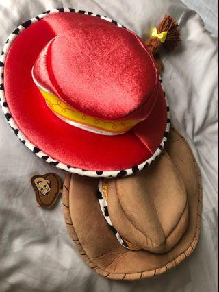Woody and Jessie Hats