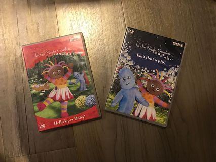 In the Night Garden - pre-loved DVD
