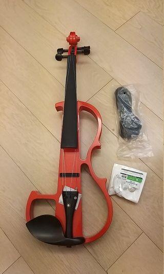 全新4/4電子小提琴
