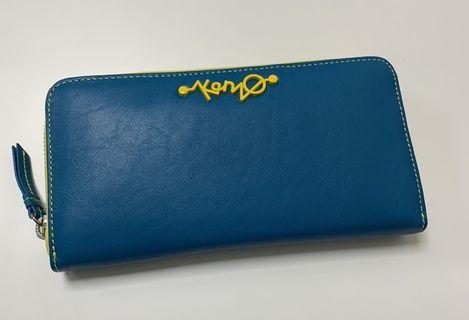 全新正品 未使用 kenzo 長夾 皮夾 購於日本
