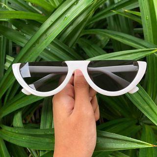 Noah Sunglasses (White)