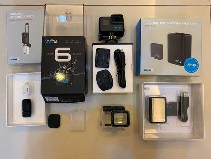 GoPro HERO6 運動攝影機 大全套
