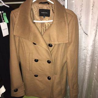 Aritzia Babaton Peat Coat Jacket